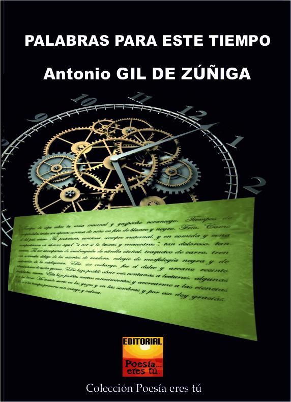 PALABRAS PARA ESTE TIEMPO - Antonio Gil de Zúñiga